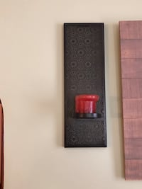 Wall candle sconces