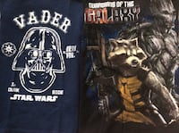 Star Wars Clothes Size 4-5 Newmarket, L3Y 8H9