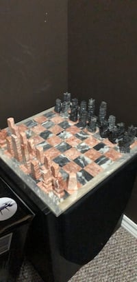 Marble chess set Calgary, T2Y 3C7