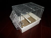 Transport Bird Cage - White Ambler, 19002