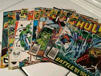 assorted Marvel comic book collection Brampton, L6Y 1C8