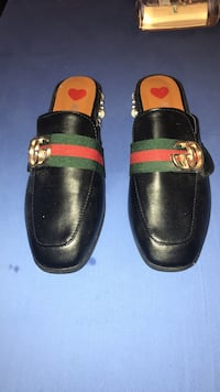 Gucci loafers mules