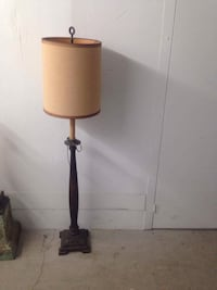 black and brown floor lamp Toronto, M6S 3A2