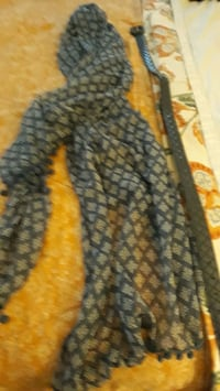 Blue fashion scarf and belt Martinsburg, 25401