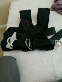 CFF FIT weighted sled training harness.  Renton, 98055
