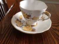 English china teacup/saucer Ottawa, K1T 4H8