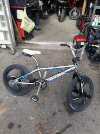 blue and gray BMX bike Knoxville, 37921