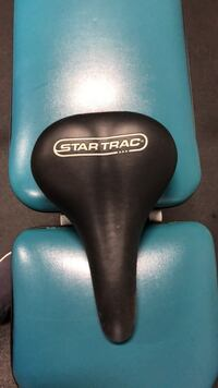 Star Trac bicycle seat, three of them. New Castle, 16101