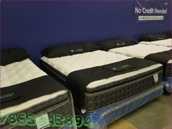 Mattress Clearance Event! $50 Down Takes Any Mattress Home!!!