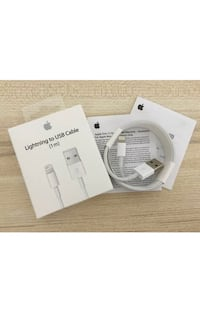 New iPhone charging cable lightning to USB iPad data cable Toronto, M9L 2H8