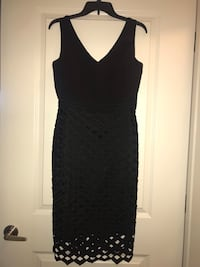 White House Black Market black Dress size 4 - new Danbury, 06810