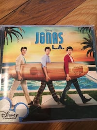 Jonas LA CD Falls Church