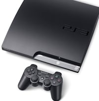 PS3 with 2 controllers in great condition Costa Mesa, 92627