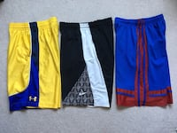 3 Pairs Men's Shorts size Medium. Ankeny