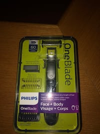 Philips one blade and one bladepro  Surrey, V3R 6S4
