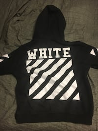 Off-white c/o virgil abloh hoodie Knoxville, 37920