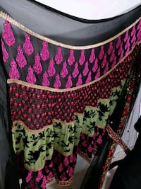 Lehenga sari with stitched blouse Brampton, L6P