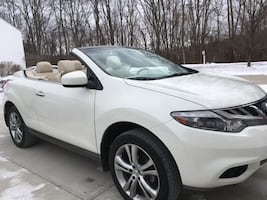 2011 Nissan Murano Crosscabriolet AWD convertible