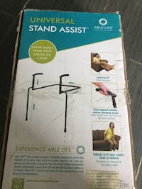 Universal stand assist NEW! Box has slight damage only.            Downey, 90242