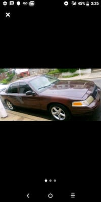 Ford - Crown Victoria - 2006 Trades only 2004 and  Wilmington