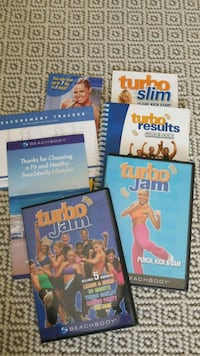 four assorted-title books Barrie, L4M 5S6