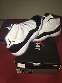 Air Jordan retro 11 concord size 7y Milwaukee, 53225