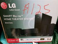 LG blu ray surround sound preowned Clear Spring, 21722