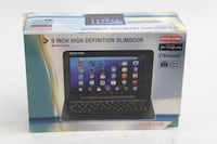 9 inch SlimBook with built in Camera & WiFi, Android Operating System  Pikesville