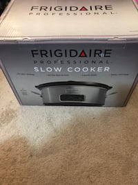 Frigidaire Slow Cooker Fairfax, 22031