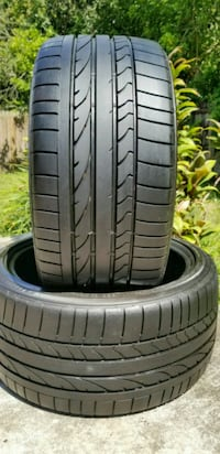 265/35/19 BRIDGESTONE POTENZA RE050A 99% TREAD  Tampa, 33602