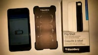 BlackBerry Z10 + case  Winnipeg, R2P 0S3