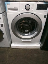 NEW LG front load washer with 6 months warranty Baltimore, 21223