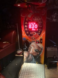 Boxing Machine! Only $1950