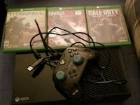 Xbox1 500g, 3 games, controller  Greenville, 27834