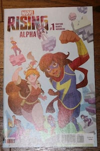 Marvel Rising Alpha #1 Marvel Comics Mississauga, L5N 7V4