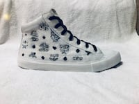 Custom hand painted sneakers Vancouver, V5R 4P9