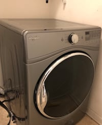 white front-load clothes dryer Columbus, 31909