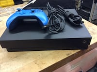 X box one XMicrosoft game system 1 tb 1787 with wires  849986-1 Baltimore, 21205