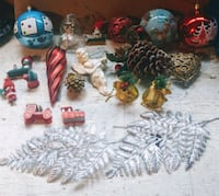 Bag of 20 Christmas Ornaments Calgary, T3H 1G3