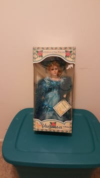 Vanessa Collection Porcelain Doll Manassas, 20109