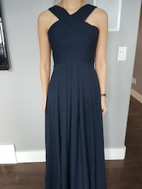 Navy bridesmaid dress Saskatoon, S7N 4P7