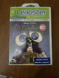 Wall-E game for leapster  Buffalo, 14207