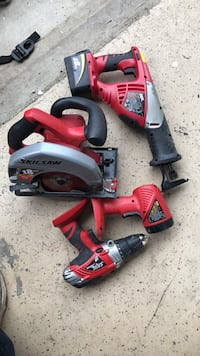 red and black Milwaukee power tool Winchester, 22602