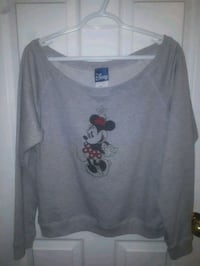 Disney Minnie Mouse sweatshirt, ladies XLg size ???? Kitchener, N2A 4B9