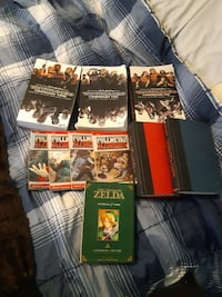walking dead books and other books