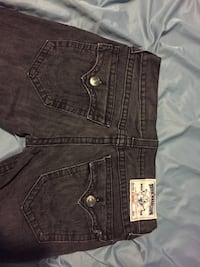 Black and true religion bottoms size 32 Fall River, B2T 1H7