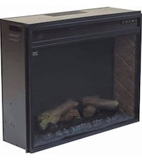 Electric fireplace insert for sale brand new in a box Brampton