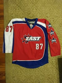 2009 NHL Hockey Sidney Crosby All Star Game Jersey East Montreal