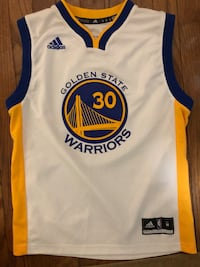 Steph Curry jersey YOUTH MEDIUM  Hatfield, 19440