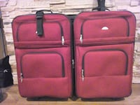 2 Matching Samsonite Suitcases